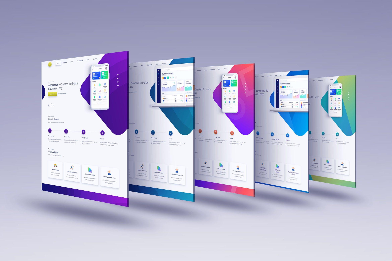 Apparatus - 多用途单页WordPress主题模板
