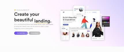 Webify-多功能企业商业WordPress主题