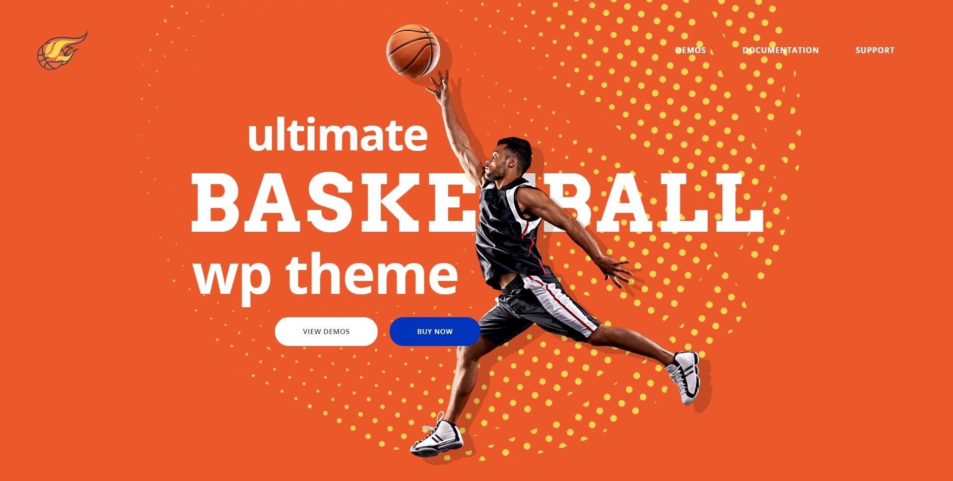 Tornados-篮球NBA运动衫在线商城WordPress主题