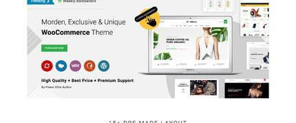 StarBella-多行业电商在线商城模板WordPress主题
