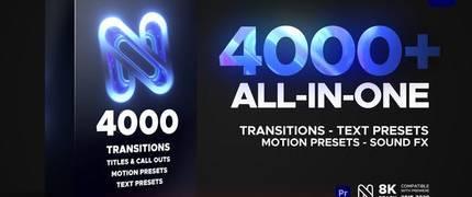 Envato Market Premiere Pro 多元素视频模板